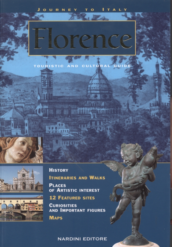 Florence. Touristic ad cultural guide