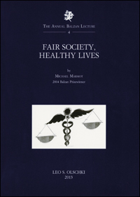 Fair society, healthy lives