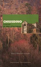 Chiusdino, its land and the Abbey of San Galgano