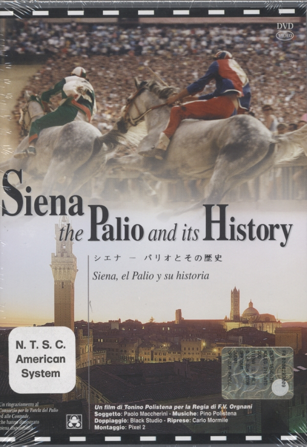 Siena, the Palio and its History