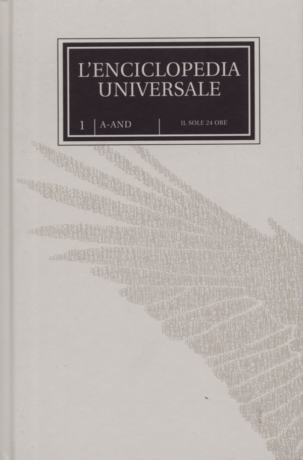 L'enciclopedia universale 1, A-AND