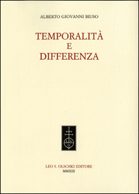 Temporalità e Differenza