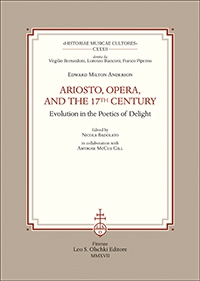 Ariosto Opera and the 17th Century Evolution in the Poetics of Delight