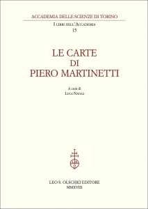 Le carte di Piero Martinetti