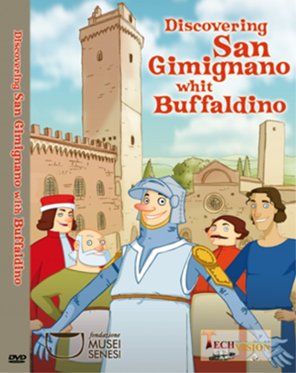 Discovering San Gimignano with Buffaldino