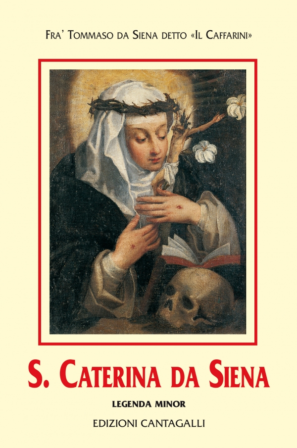 Santa Caterina da Siena  (Legenda Minor)