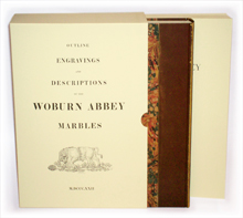 Outline Engravings and Descriptions of the Woburn Abbey Marbles-Le Grazie a Woburn Abbey