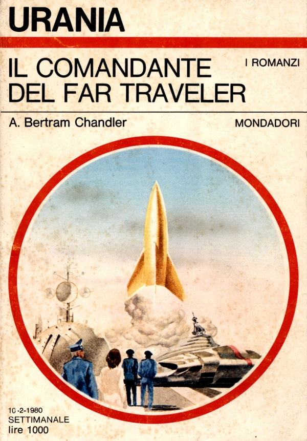 Il comandante del Far Traveler