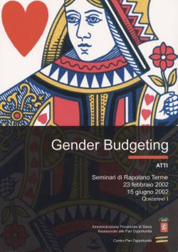 Gender Budgeting atti 2003