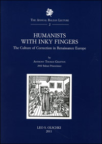 Humanists with Inky Fingers