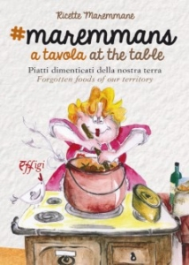 Maremmans a tavola (at the table)