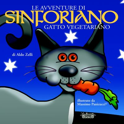 Sinforiano gatto vegetariano