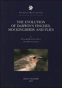 The Evolution of Darwin's Finches, Mockingbirds and Flies